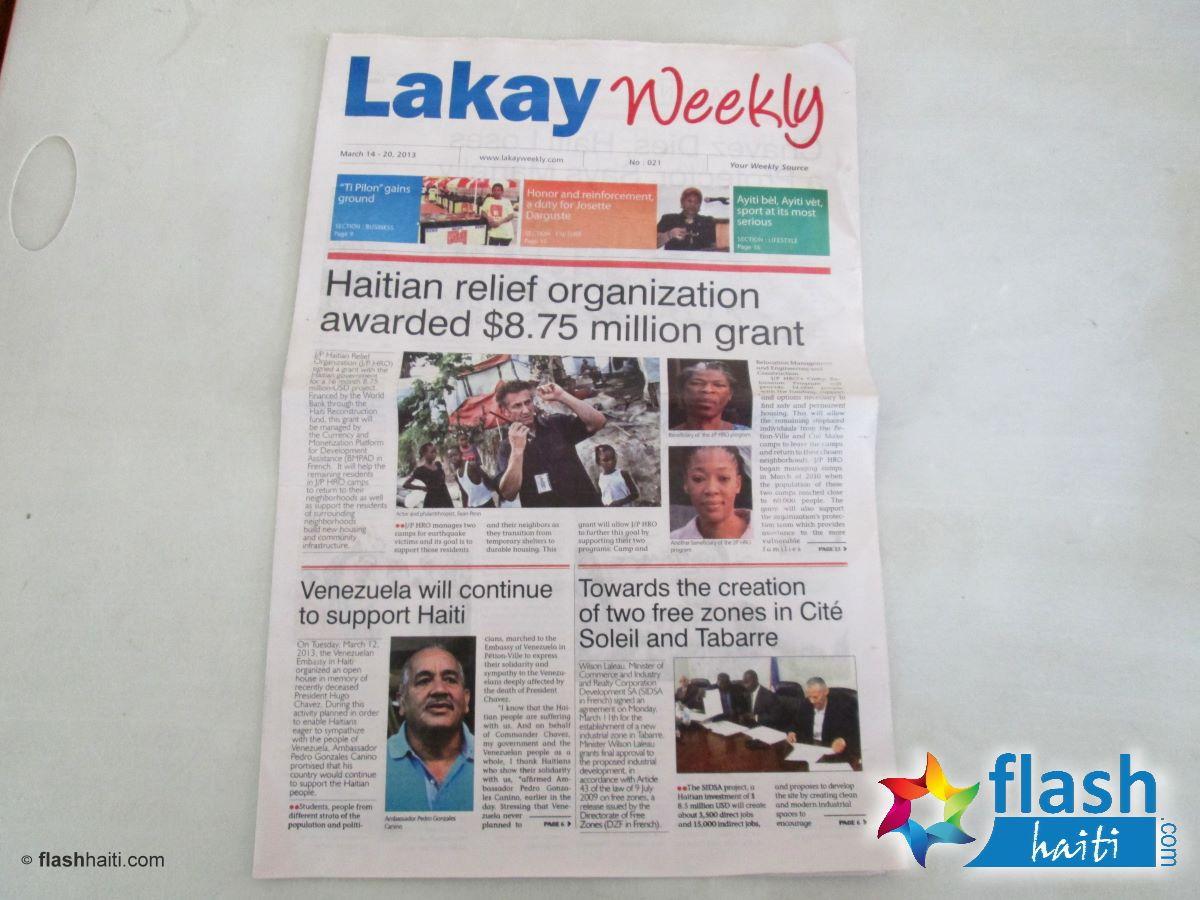 Lakay Weekly