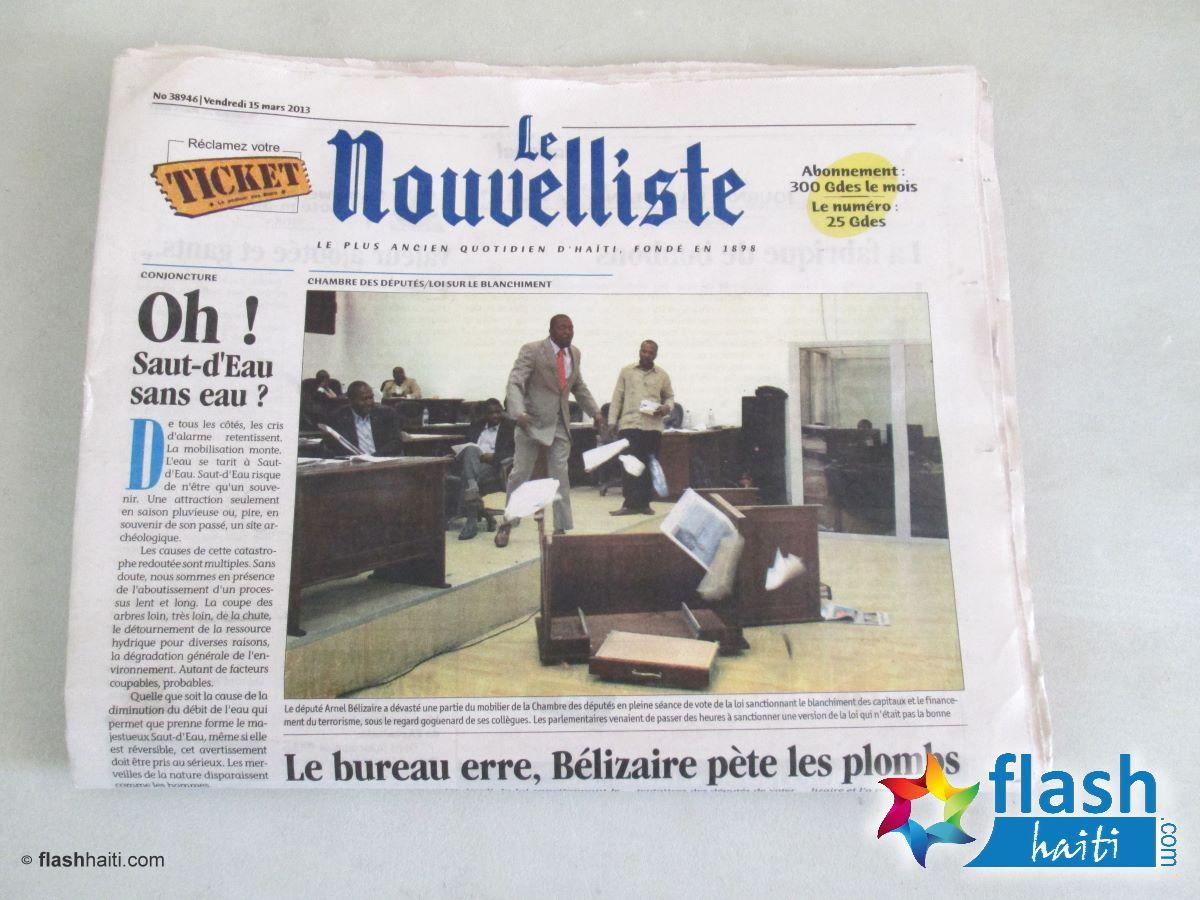 Le Nouvelliste