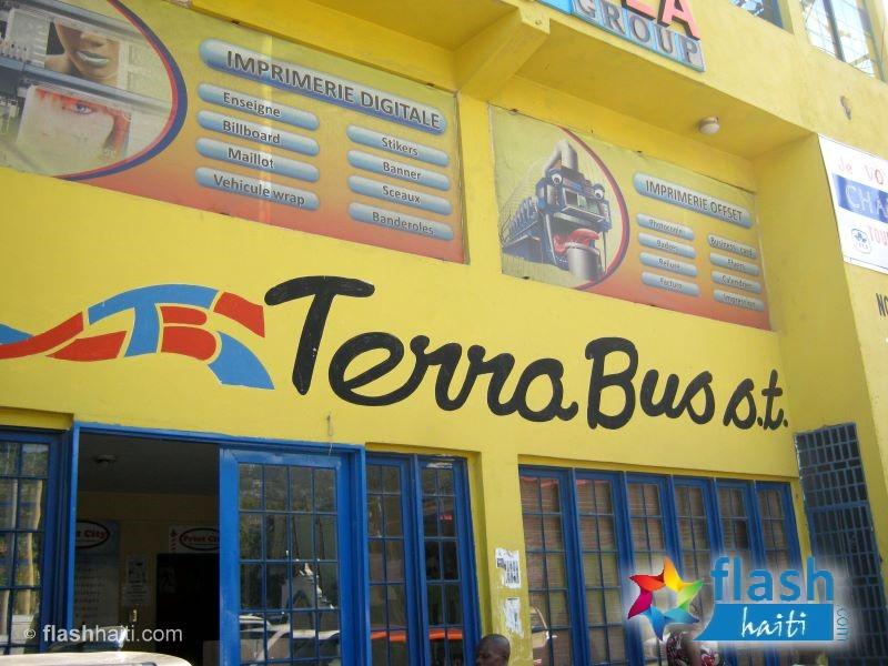 Terra Bus (Chatelain Tours & Travel Service)