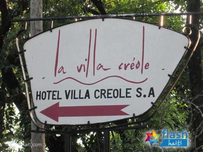 La Villa Creole