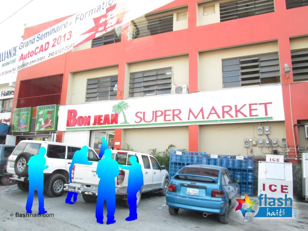 Bon Jean Supermarket