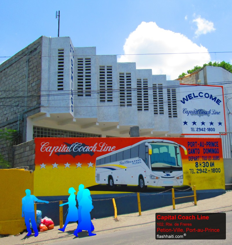 Capital Coach Line