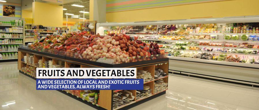 Caribbean Supermarket