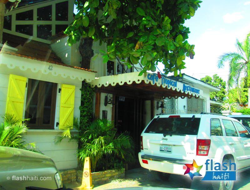 Cafe Tropical Restaurant