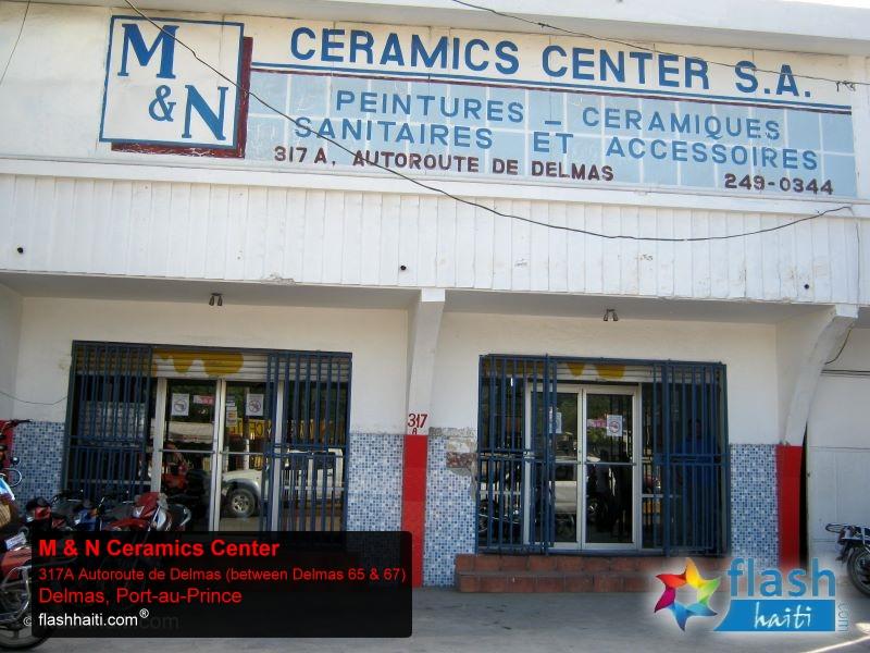 M & N Ceramics Center