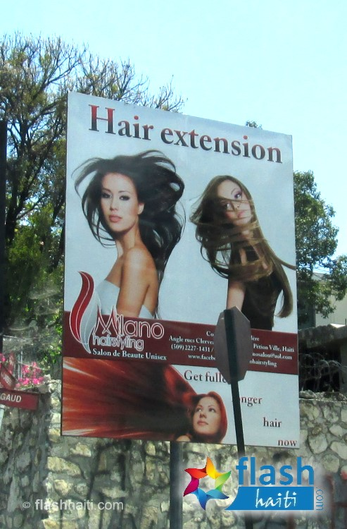 Milano Hair Styling