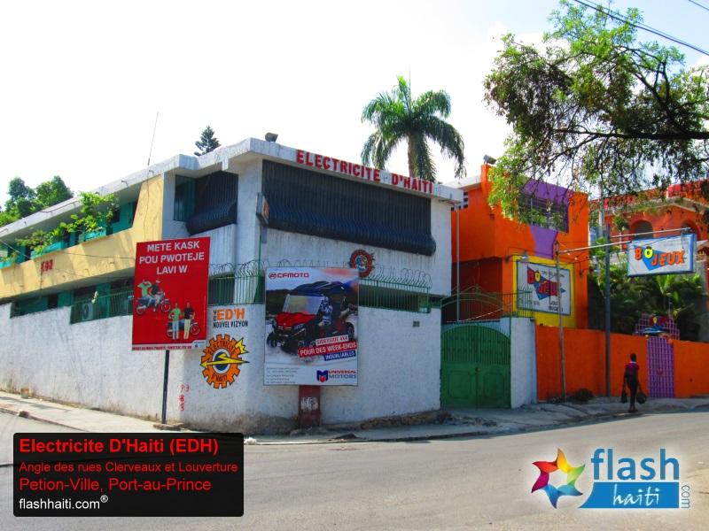 Electricite d' Haiti