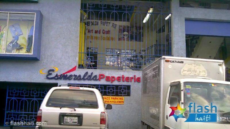 Esmeralda Office Supplies