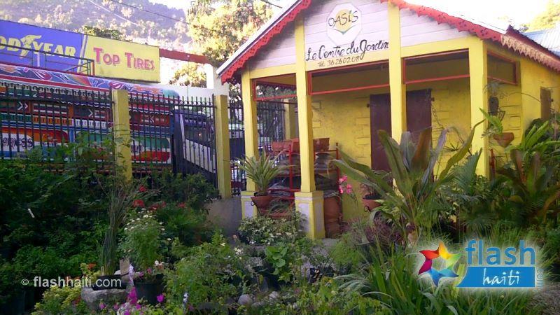 Oasis Le Centre Du Jardin