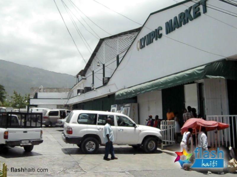 Olympia Market (Lalue)