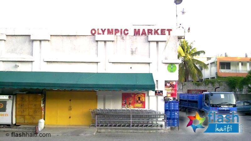 Olympia Market