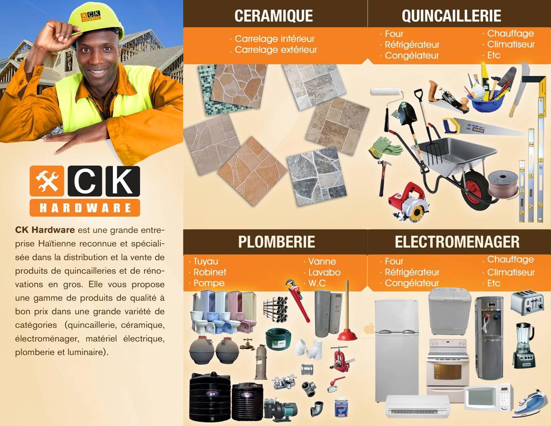 CK Hardware
