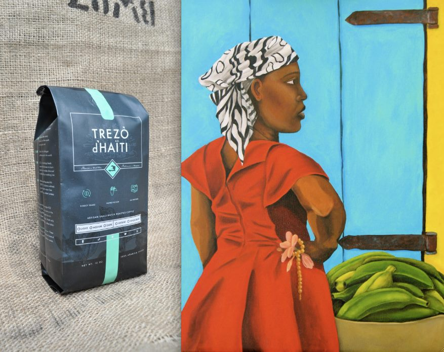 Trezo d Haiti Coffee