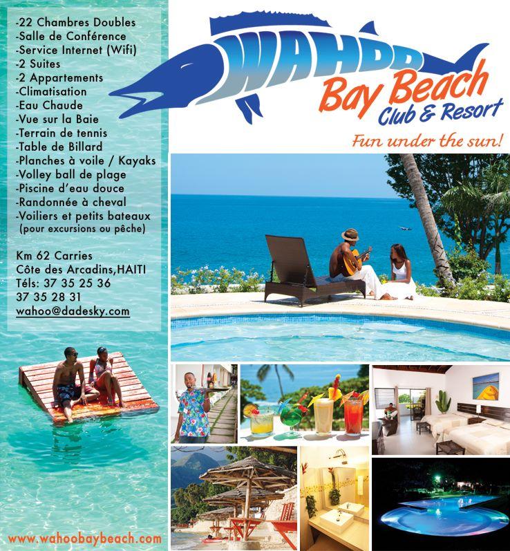 Wahoo Beach Club Haiti Travel Guide