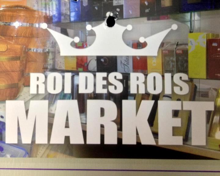 Roi des Rois Market