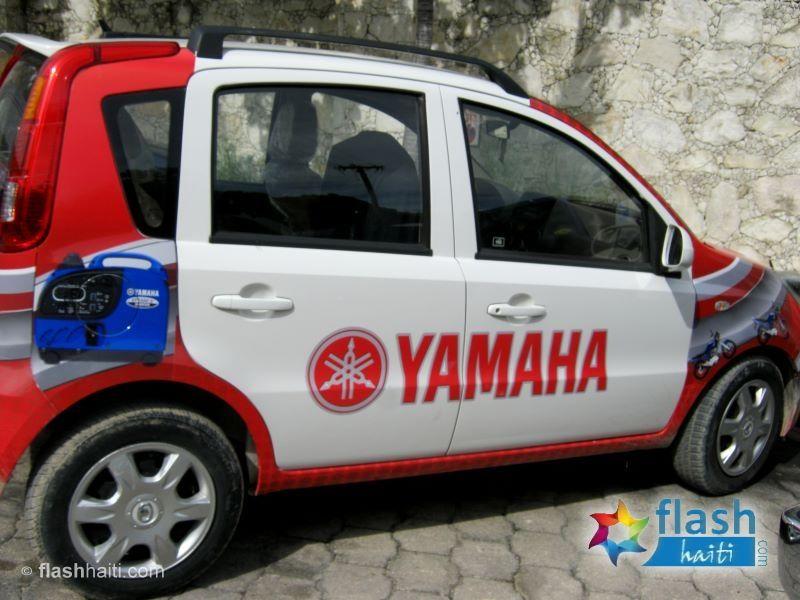 Teppaz - YAMAHA