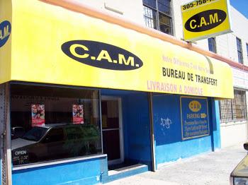 CAM Transfer (Caribbean Air Mail Inc.)