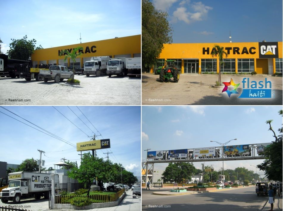HAYTRAC (Haytian Tractor Equipment Co.)