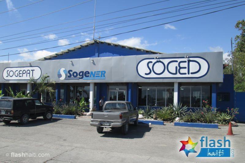 Soged (Societe Generale de Distribution S.A.)