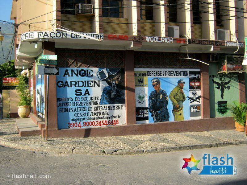 Ange Gardien SA (AGSA)