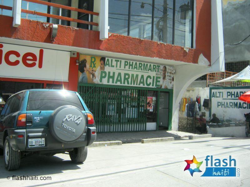 Alti Pharmart Pharmacie