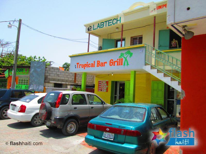 Tropical Bar & Grill