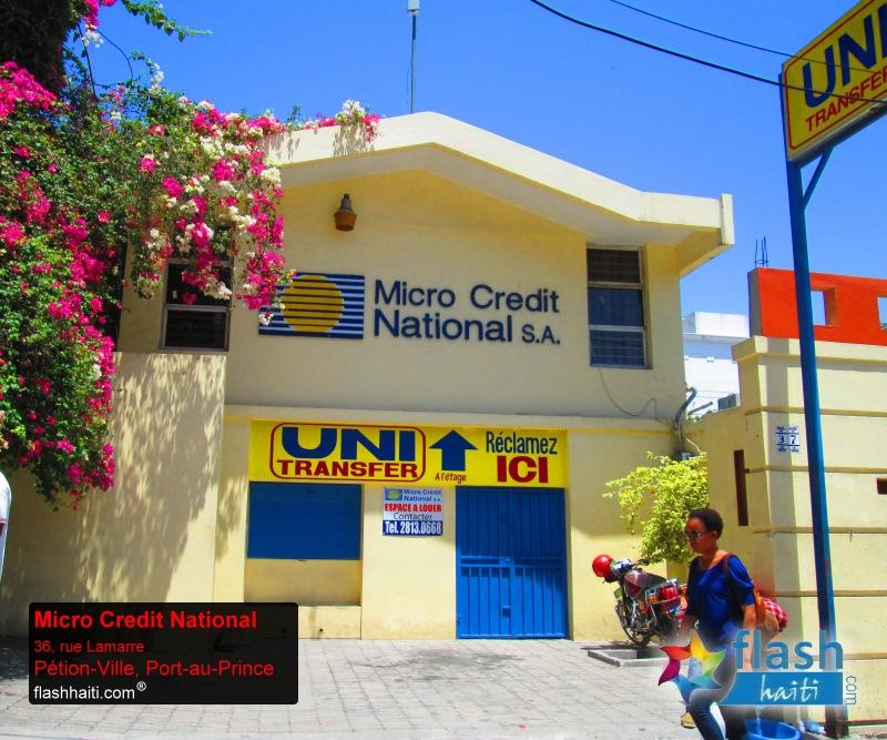 Micro Credit National (MCN)