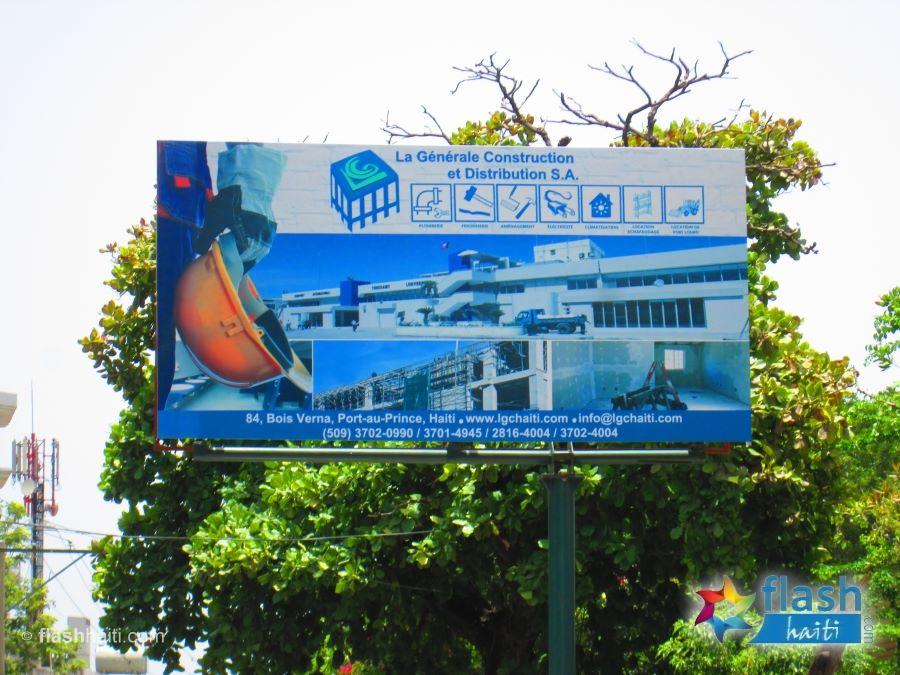 La Generale Construction & Distribution (LGC)