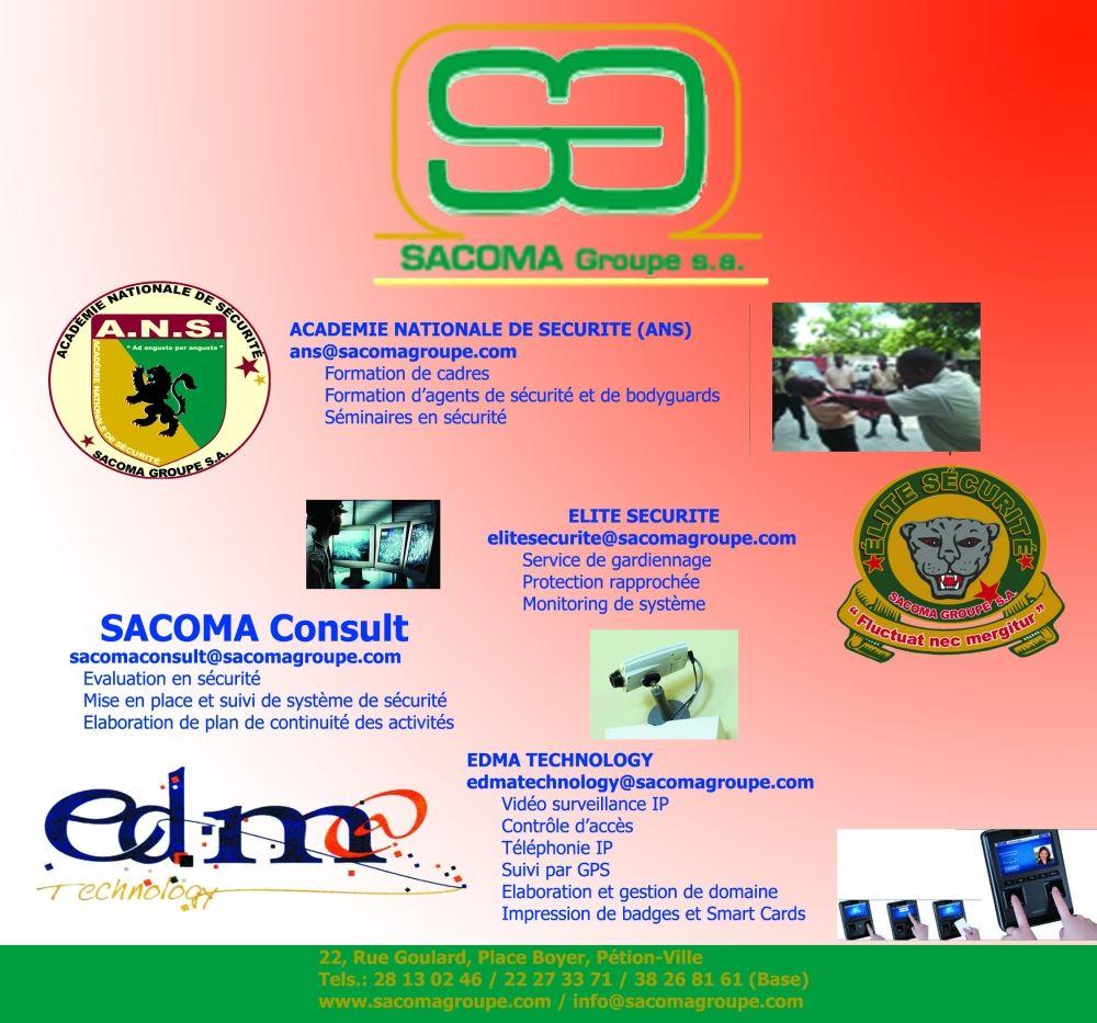 Academie Nationale de Securite (SACOMA Groupe)