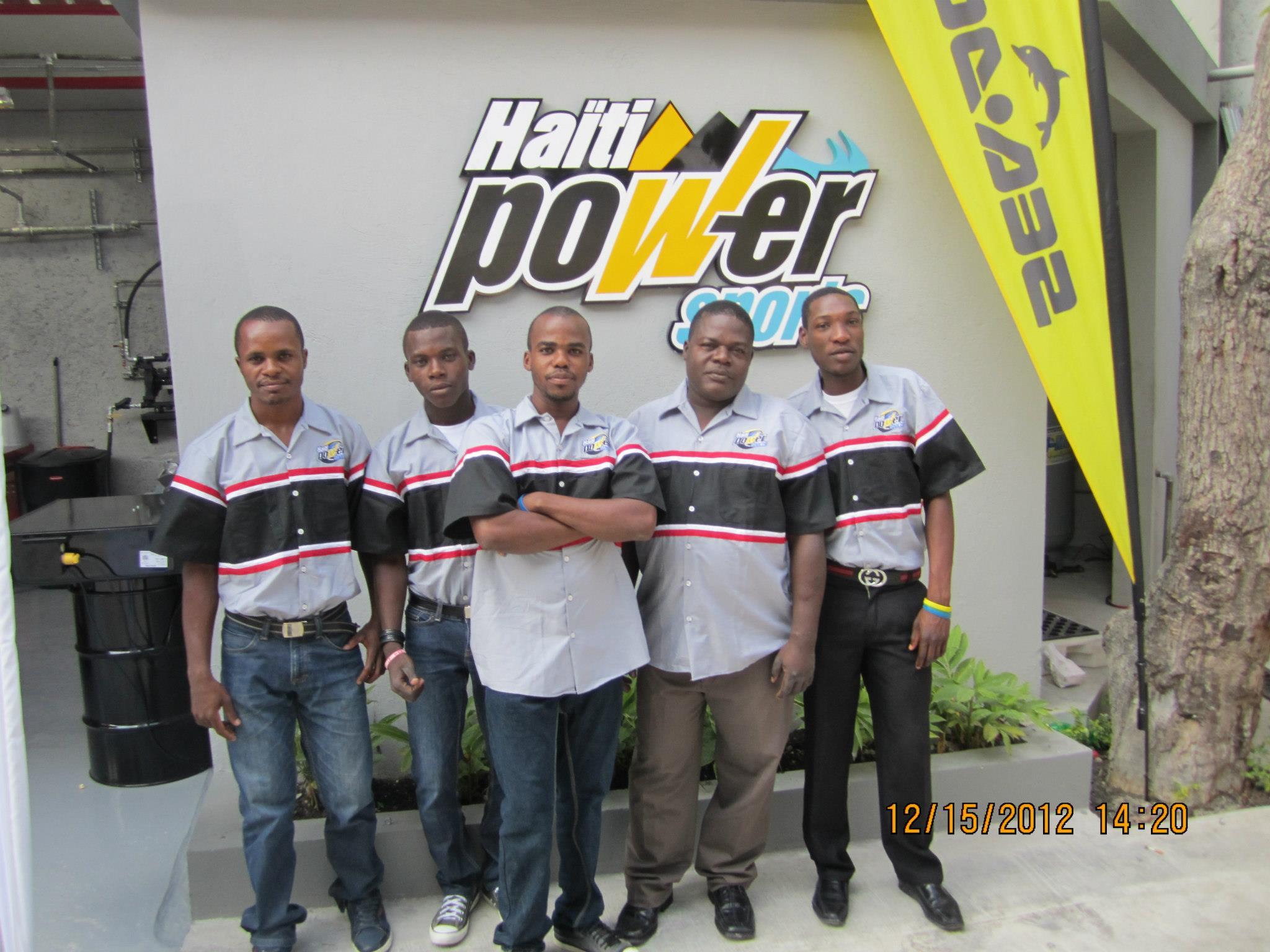 Haiti Powersports