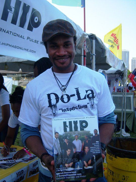 HIP - Haitian International Pulse
