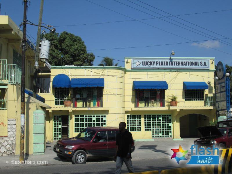 Lucky Plaza International