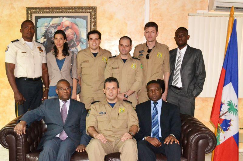 Ministere de la Justice et de la Securite Publique (MJSP)