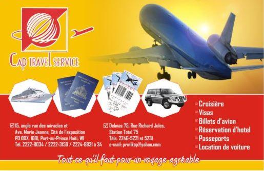 Cap Travel Services