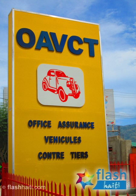 OAVCT - Office Assurance Vehicules Contre Tiers