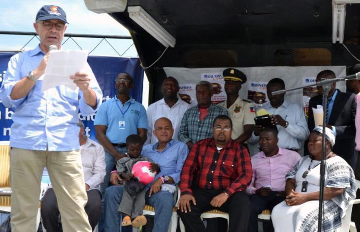 Ministere des Travaux Publics, Transports et Communications (MTPTC)
