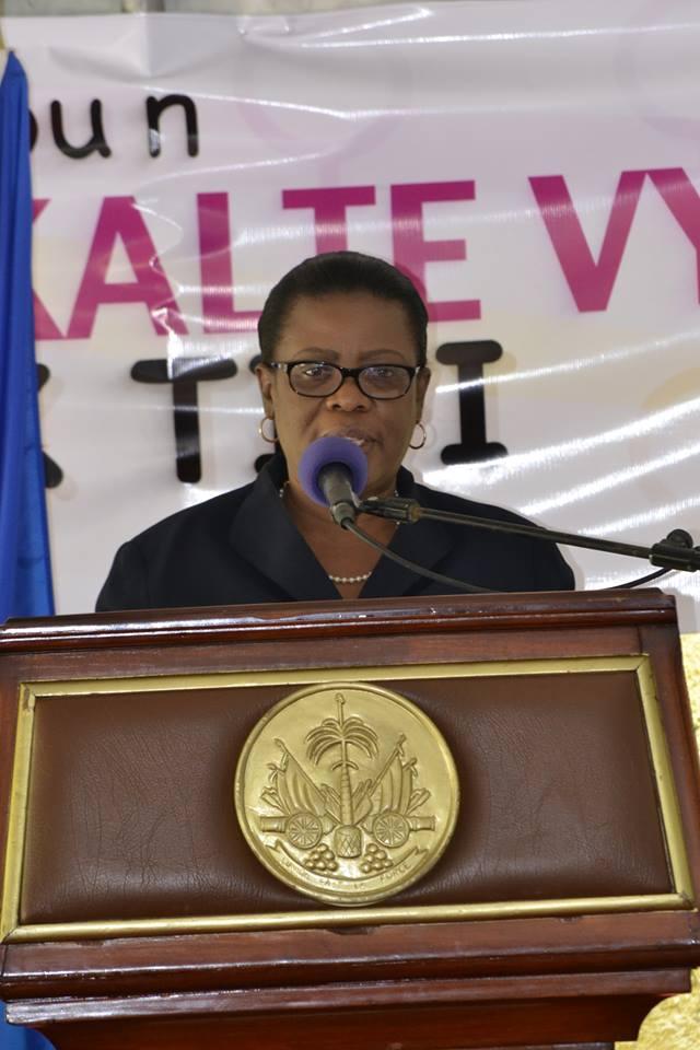 Ministere de la Condition Feminine et du Droit des Femmes (MCFDF)