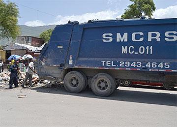 SMCRS - Service Metropolitain de Collecte de Residus Solides