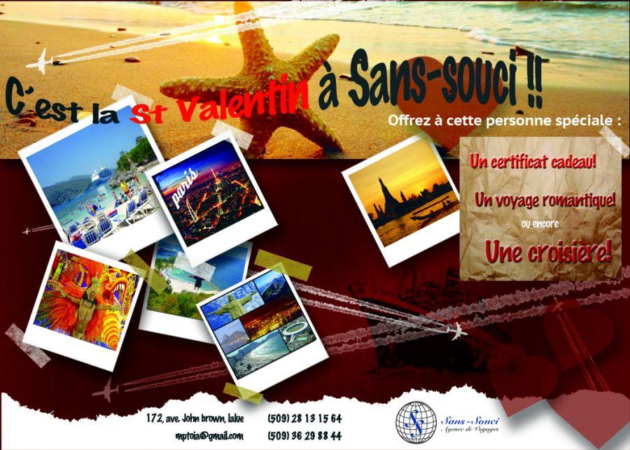 Sans-Souci Agence de Voyage