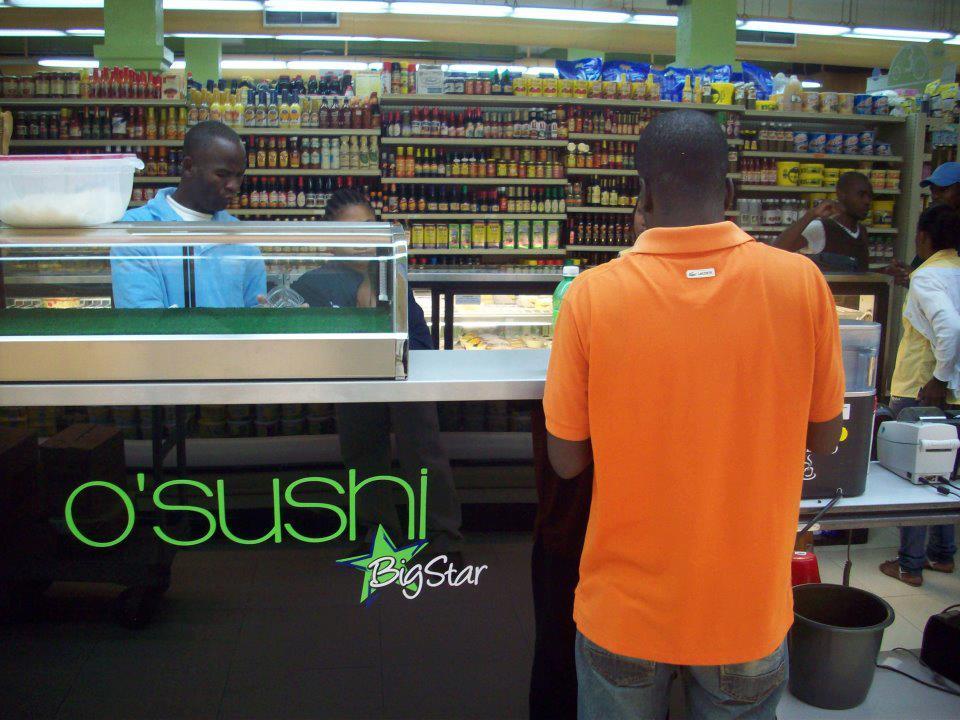 O Sushi Big Star