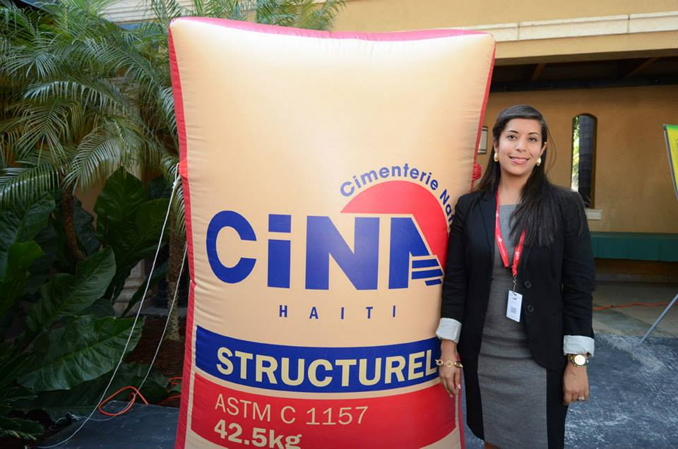 CINA - Cimenterie Nationale S.E.M