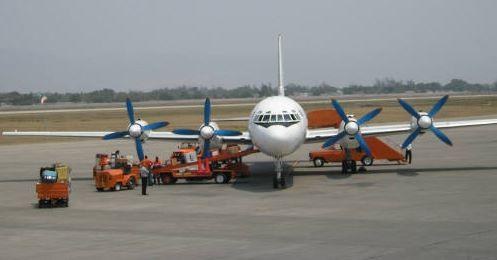 HAMASERCO - (Haitian American Aviation Services Company)