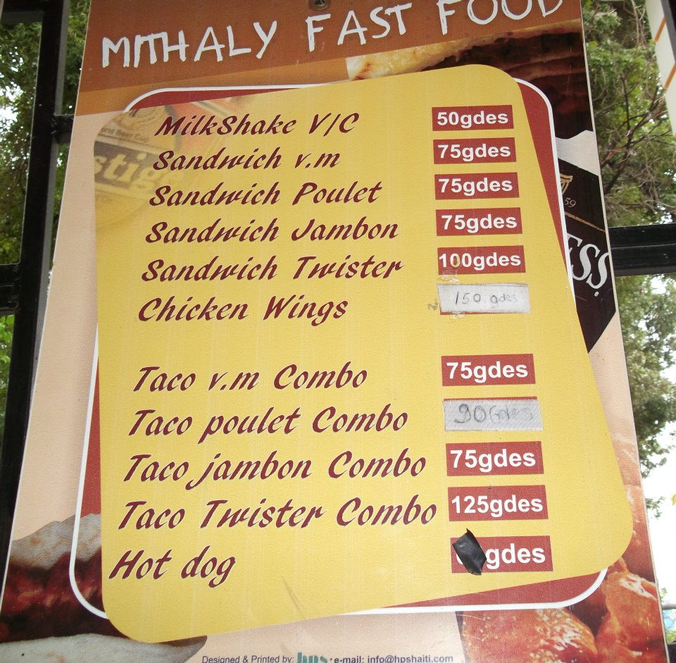 Mithaly Fast Food