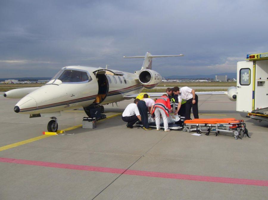 Aero Jet International (REVA) - Air Ambulance