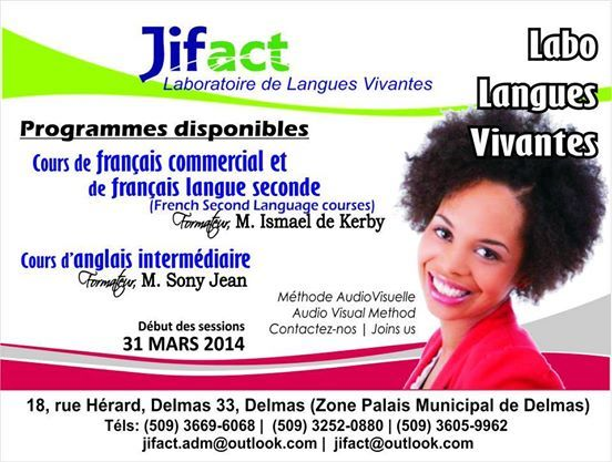 Jifact (Jorg Institut de Formation en Administration des Collectivites Territoriales)