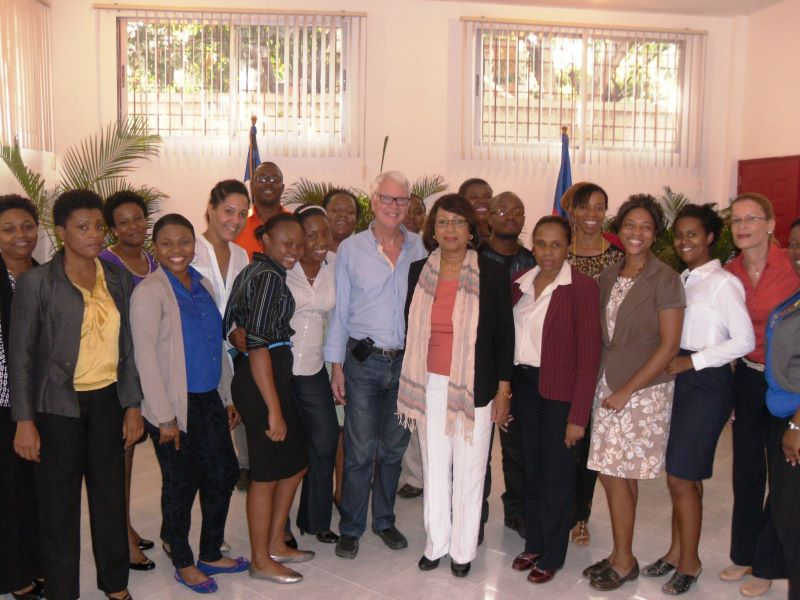 CFHCI - Chambre Franco-Haitenne de Commerce et d Industrie