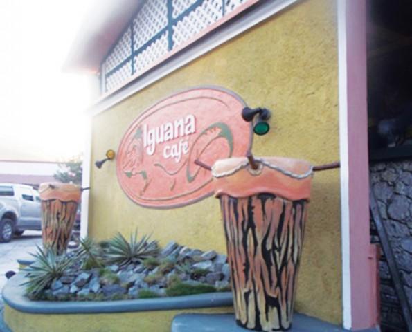 Iguana Café