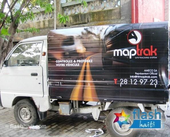 Maptrak / Ameco S.A.