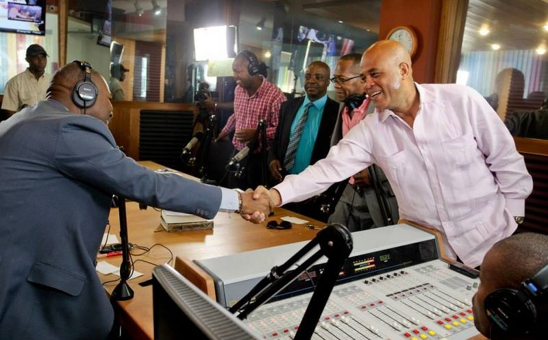 Radio Télevision Caraibes (RTVC 94.5 FM Stéreo, Channel 22)