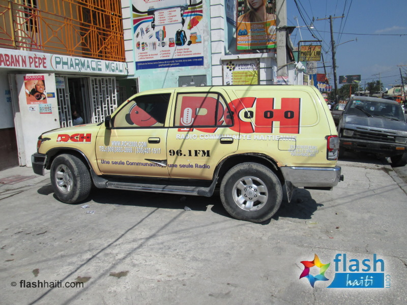 RCH 2000 - Radio Communautaire Haïtienne (96.1 FM Stereo)